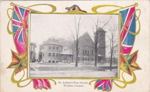 St Andrews Presbyterian Church , WINDSOR , Ontario, Canada, 1900-10s