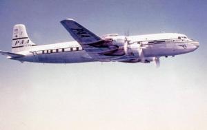 Pan American Airways. DC-7B