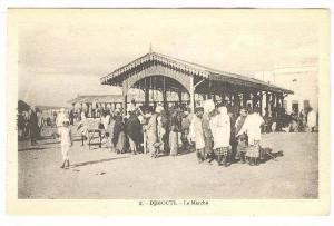 Le Marche, Djibouti, Africa, 1900-1910s