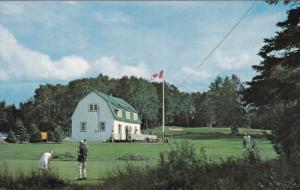 Golf Course , Highlands , Cape Breton , Nova Scotia , Canada , 50-60s