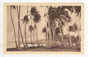 AMERIQUE et OCEANIE  Un orage sur Samoa, 00-10s
