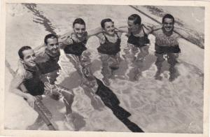 Swim Team, Sammelwerk Nr. 6, OLYMPIA 1932, Bild Nr. 110, Gruppe 20