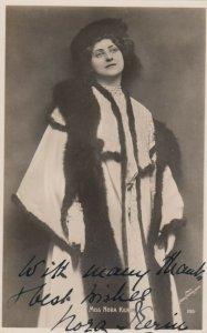 RP; Actress, Miss Nora Kerin ; 1900-10s