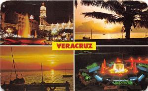 BG21349 veracruz olympic cauldron amaneceres el zocalo   mexico