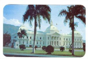 National Palace of the Republic of Haiti, 40-60s