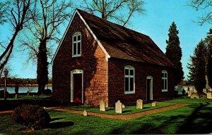 Maryland Church Creek Old Trinity Church