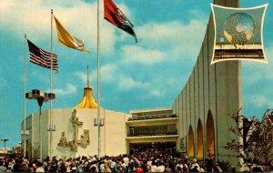 New York World's Fair 1964-1965 The Vatican Pavilion