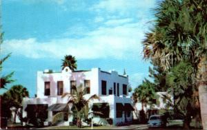Florida Sarasota Siesta Key Rose Villa Apartments
