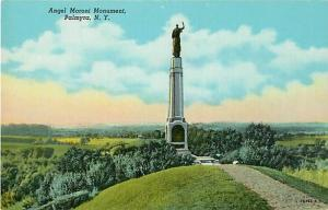 Linen of  Angel Moroni Monument Palmyra NY; New York