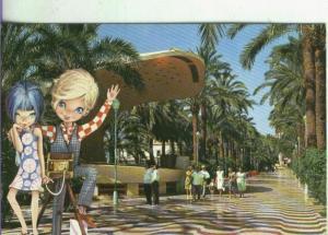 Posta 001862: Paseo de Alicante