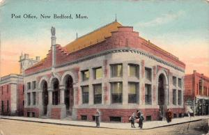 25683 MA, New Bedford, 1907, Post Office