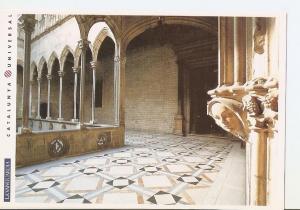 Postal 031916 : Palau de la Generalitat de Catalunya Clautro qe da acceso al ...