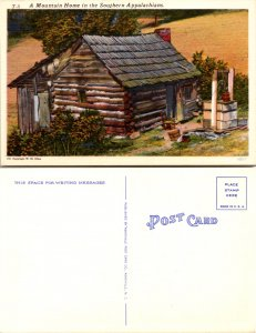 A Mountain Home in the Southern Appalachians (10355)