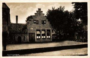 CPA APPINGEDAM U.L.O. School NETHERLANDS (705991)