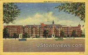 St Michaels Hospital  Newark NJ 1953