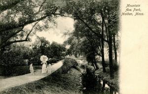 MA - Malden. Mountain Avenue Park