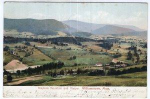 Williamstown, Mass, Greylock Mountain and Hopper