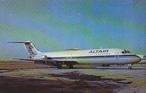 ALTAIR AIRLINES McDONNELL DOUGLAS DC-9-32