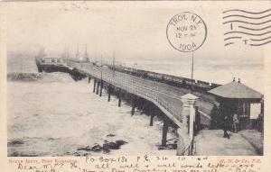 PORT ELIZABETH , South Africa , PU-1904; North Jetty