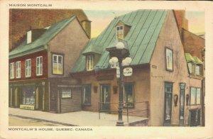 Canada Maison Montcalm Montcalm´s House Quebec Canada 04.04