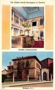 Rhode Island Newport Touro Synagogue America's Oldest Synagogue