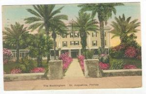 The Buckingham, St Augustine, Florida, PU-1937