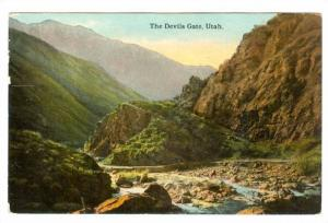 The Devils Gate, Weber Canyon, Utah, 00-10´s