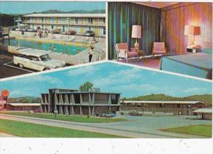 Kentucky Somerset Quality Courts Motel 1968