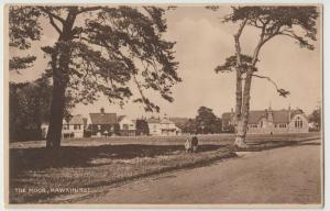 Kent; The Moor, Hawkhurst PPC, Unposted, c 1920's, Shows Playing Field