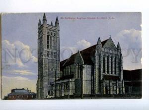 235512 NEW ZEALAND AUCKLAND St. Matthews Anglican Church OLD