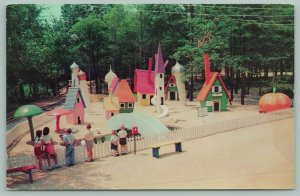 Neptune New Jersey~Storyland Village~Jersey Shore~Route 66~Mother Goose~1960s