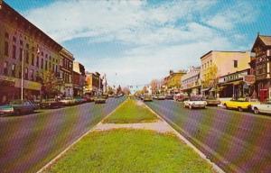 New York Canadaigua Main Street