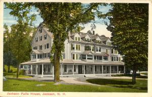 NH - Jackson. Jackson Falls House (Hotel)
