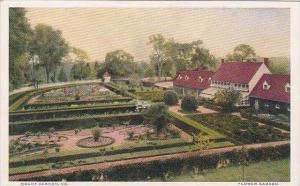 Virginia Mount Vernon Flower Garden