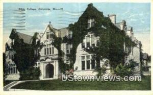 Bible College Columbia MO 1934