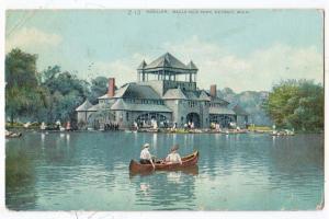 Pavilion, Belle Isle Park, Detroit Mich