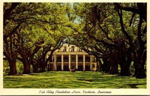 Louisiana Vacherie Oak Alley Plantation Home