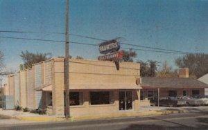 WRAY , Colorado , 1967 ; Farmer's Restaurant & Brass Rail