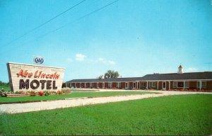 Illinois Frankfort Abe Lincoln Motel