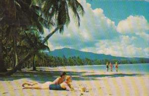 Puerto Rico Luquilla Beach 1966
