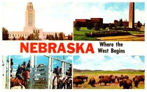 Nebraska  Where the West Begins, Multi-view