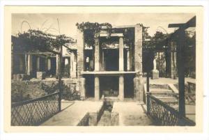 POMPEI, Italy, 00-10s : Scavi nuovi, Casa di Loreleio Tiburtino (Fontane)