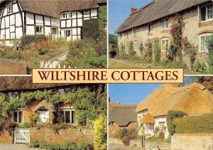 BR76075 wiltshire cottages   uk