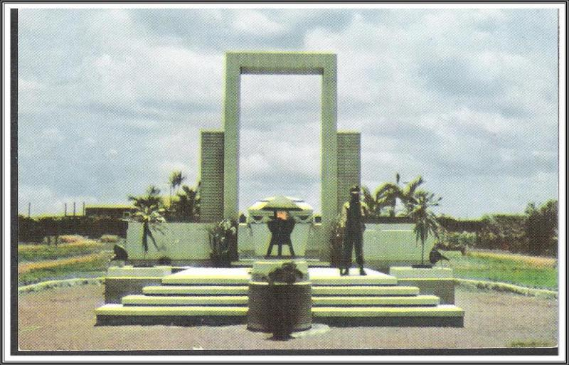 Philippines Manila - Tomb Of The Unknown Soldier - [FG-088]