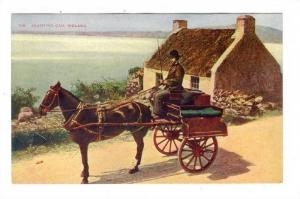 Jaunting Car, Ireland, 1900-1910s