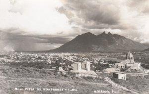 RP: MONTERREY , Mexico , 1930-40s ; Vista