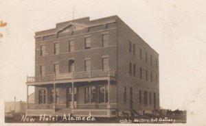 RP: ALAMEDA, Saskatchewan , Canada , PU-1909; New Hotel Alameda