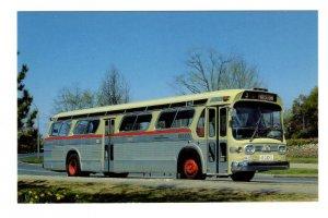 Ottawa Transportation Preston Bus, Queen Elizabeth Driveway, Ontario