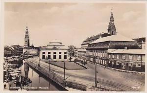 RP, Thorvaldsen's Museum, Kobenhavn, Denmark, 1920-1940s