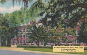 Florida Jacksonville Florida Christian Home For The Aged 1963